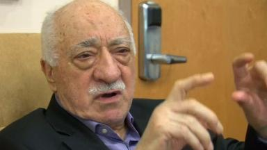 Fethullah Gulen, who is accused by the Turkish government of orchestrating the failed coup.