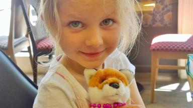 Elizabeth, aged 5, passed away from a rare illness in December last year.