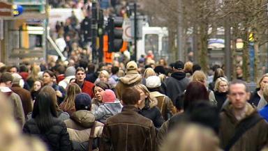 Shoppers: Sales have fallen.