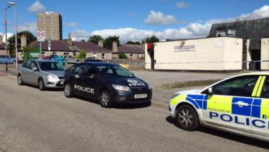 Broadsword Bar: Pub cordoned off by police after attack.