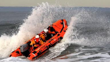 Lifeboat: Search has been launched for missing boat.