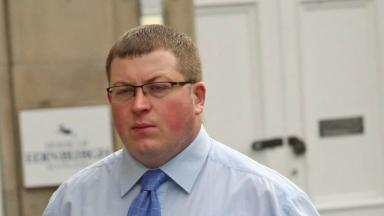 Guilty: Mayo was convicted of raping woman in Ellon.