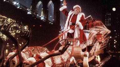 Huddleston played the title role in 'Santa Claus: The Movie'