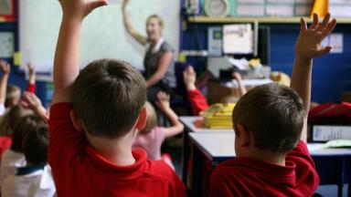 Uniforms: Campaigners want a minimum grant level set nationally by the Scottish Government.