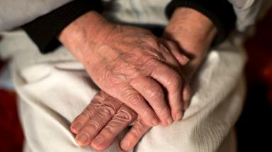 Palliative care: Study compared Scotland with European counterparts (file pic).
