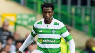 Efe Ambrose: Nigerian defender could depart Celtic.
