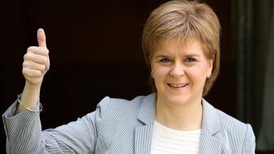 Nicola Sturgeon: Not expected to meet Donald Trump.