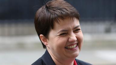 Ruth: Won't be next Tory PM.
