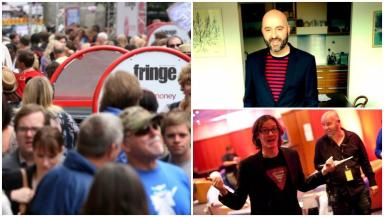 Fringe: Working behind the scenes of the festival giant.