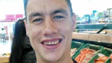 Court: Gary Weir, 24, was stabbed to death on August 7 last year.