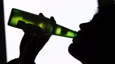 Super-strength: 'Ill' drinkers had 200 units of strong cider a week.