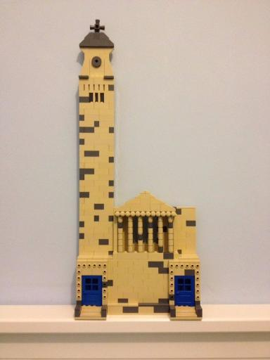 Image Result For Lego Famous Buildings