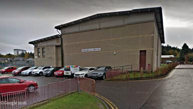 Woodlands: Falkirk Council has endorsed plan to save games hall.