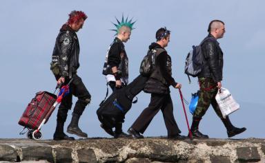 Cramond  Island Of Punk