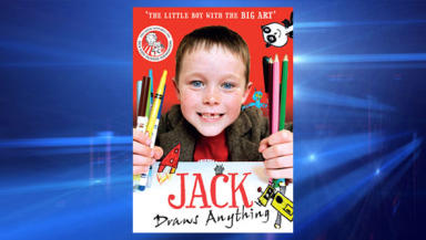 Jack's book: All proceeds from the book will go to Sick Kids Hospital.