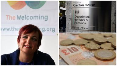 Payments: Angela Constance believes the current system is flawed.