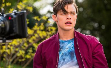 Thomas is 'flattered' to be compared to Zac Efron