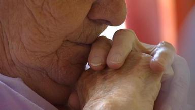 Elderly: The older population is rising.