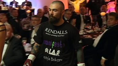 Mike Towell's fight should never have happened, the FAI found.