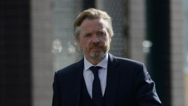 Craig Whyte: Former Rangers owner to go on trial this week (file pic).