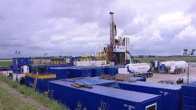 Fracking: No ban proposed.