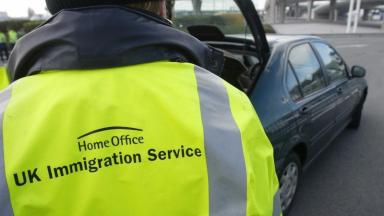 Immigration: Call for Scottish solutions (file pic).