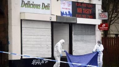 Delicious Deli was run by murderer John Leathem.