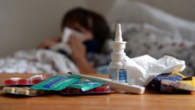 Killer flu: Death rate has soared.