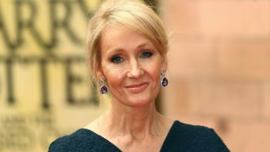 Author: JK Rowling has donated £15.3m.