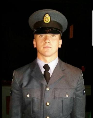Corrie McKeague: Serviceman's mother says he would put himself at risk.