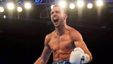 Josh Taylor: Ninth round knockout.