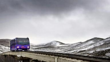 Funicular: Could be closed for season.