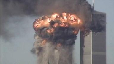 Terror: Almost 3000 lost their lives in Al Qaeda attacks.