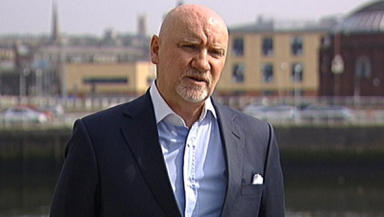 Sir Tom Hunter: made donation through The Hunter Foundation.