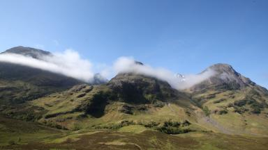 Highlands: Tourists put pressure on infrastructure.