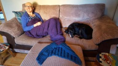 Ovarian cancer: Fiona faced major surgery.