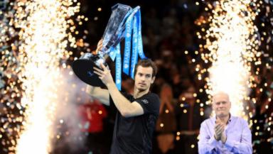 Murray: Tennis ace could be immortalised in bronze.