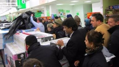 Black Friday: Amazon hiring seasonal workers.