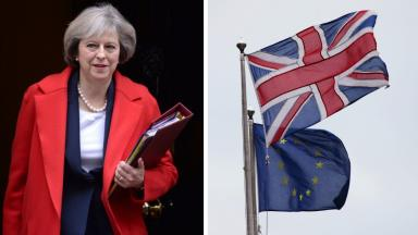 Theresa May: Article 50 will be triggered on March 29.