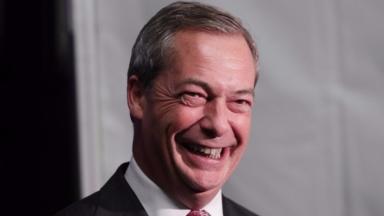 Nigel Farage was shortlisted
