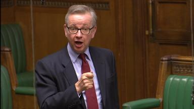 Michael Gove: One-time journalist who rose to be Tory minister.