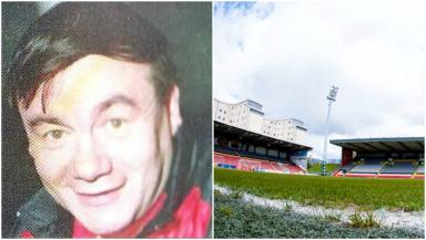 John Hart: Partick Thistle physio faced abuse allegations.