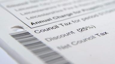 Council tax: Scottish ministers say they have made it 'fairer'.