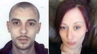 M9 victims: John Yuill and Lamara Bell.
