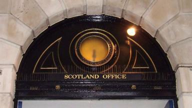Scotland Office: MP dubs it 'zombie department'.