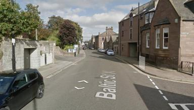 Baltic Street: Vandals hunted after cars targeted on street in Montrose.