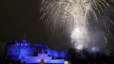 Hogmanay: Edinburgh to enjoy 'sound and light spectacle'.