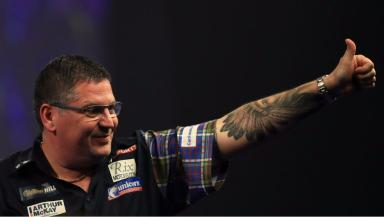 Gary Anderson: Suffering from back injury.