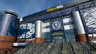 What does the future have in store for Hampden Park?