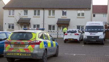 Bonnyrigg: Murderer was woken up by couple.